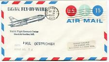 1973 F-8 Digital Fly-by Wire - Oestricher - Flight Research Center Edwards NASA