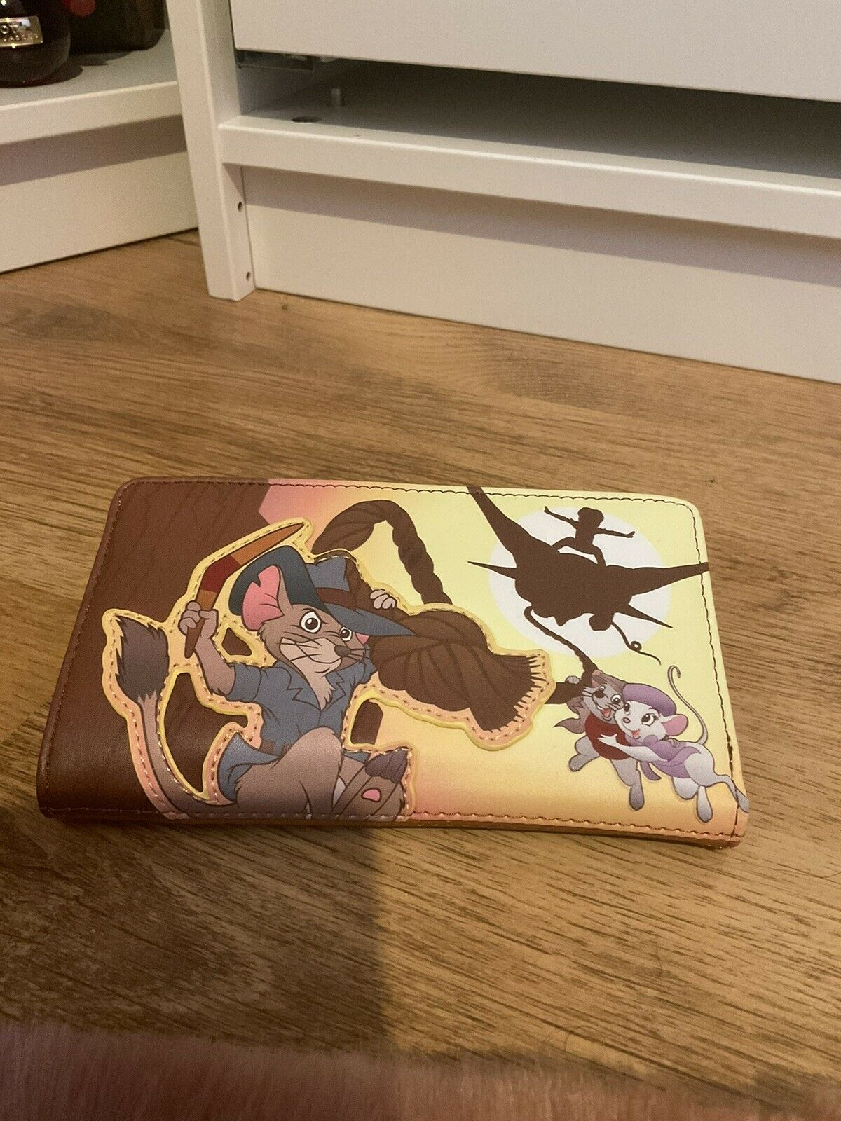 Loungefly Disney Rescuers Purse