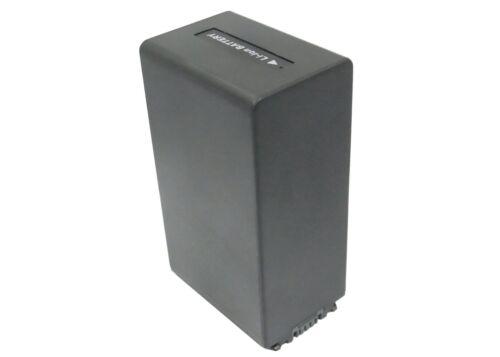 Dcr-sr50e Dcr-hc26e Premium Batería Para Sony Dcr-hc33e Dcr-dvd805 Hdr-hc9 // e