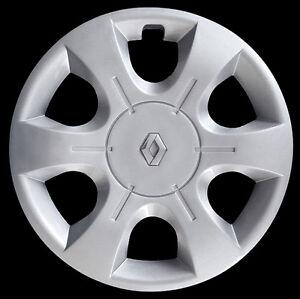 Renault Laguna Scenic Trafic Una Borchia Coppa Coppone Copri Cerchio 16