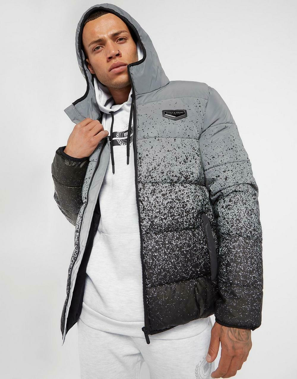 New Supply & Demand Men's Ice Jacket