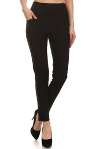Skinny-Dress-Pants-for-Women-Stretch-Comfy-Work-Office-Pull-on-Trousers-Pant