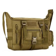 755726faf7cc Men Nylon Messenger Shoulder Bag Military Tactical Camping Briefcase Laptop  Pack