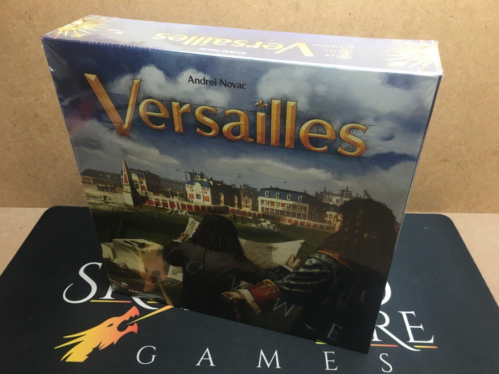 Versailles the Board Game - NSKN Games (Genuine Sealed)