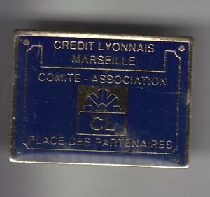 RARE-PINS-PIN-039-S-BANQUE-BANK-ASSURANCES-CL-CREDIT-LYONNAIS-MARSEILLE-13-C2