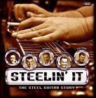 Steelin It: The Steel Guitar Story by Various Artists (CD, Apr-2008, 4 Discs, Proper Box (UK))