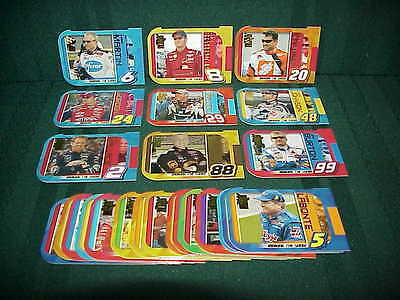 1-24 2002 VIP ~MAKING THE SHOW~ COMPLETE DIE-CUT INSERT SET