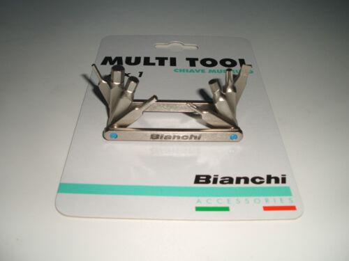 BIANCHI STEEL FOLDING MINI TOOL 8x1