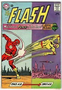 Flash-153-Silver-Age-DC-Classic-Reverse-Flash-12-Cent-Infantino-Art-1965