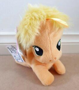 Hasbro-My-Little-Pony-Applejack-16cm-Plush-Soft-Toy-New-With-Tags