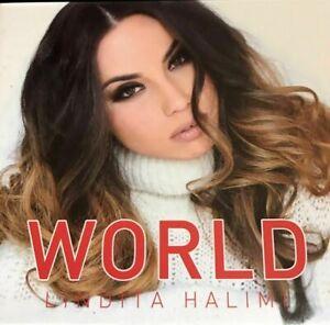 2021 Eurovision - Albania 2017. World - Lindita. ( Promo CD's + DVD.)