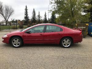 2002 Chrysler Intrepid ES/SXT