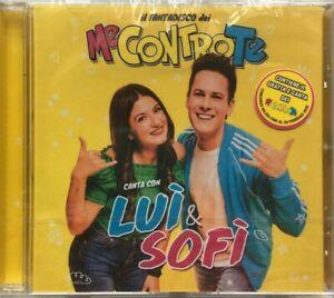 IL-FANTADISCO-DEI-ME-CONTRO-TE-CANTA-CON-LUI-amp-SOFI-CD
