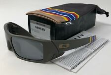 37884af05e Oakley Gascan Sunglasses Oo9014-4060 Matte Black Frame Iridium Lens ...