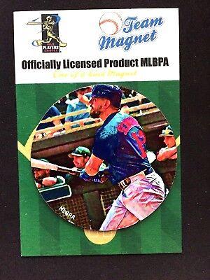 Baseball & Softball Sport Herzhaft Chicago Cubs Kyle Schwarber Magnet-classic Collectible-fan Favorite Spieler Durchblutung GläTten Und Schmerzen Stoppen