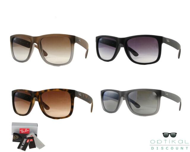 RAY BAN RB4165 JUSTIN 4165 OCCHIALI DA SOLE originali sunglasses sonnenbrille