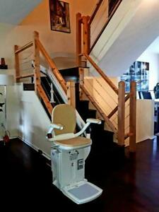 Need a used stair lift?! Installed with warranty. Also chair removals!! Acorn Stannah Bruno Stairlift Chairlift Glide Mississauga / Peel Region Toronto (GTA) Preview