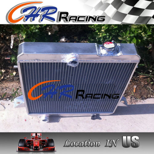 56 mm aluminum radiator for TRIUMPH TR4A 1965 1966 1967 1968