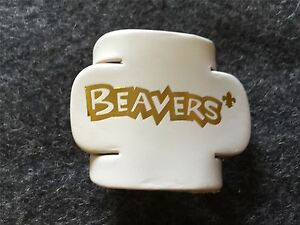 Beaver-Leather-Woggle-White-Scouts