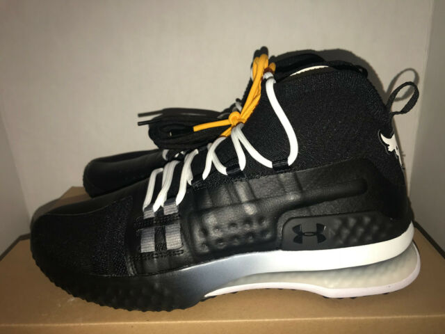 b8b25dd45 Under Armour UA Project Rock 1 Shoes 3020788-001 Size 11.5 Limited .