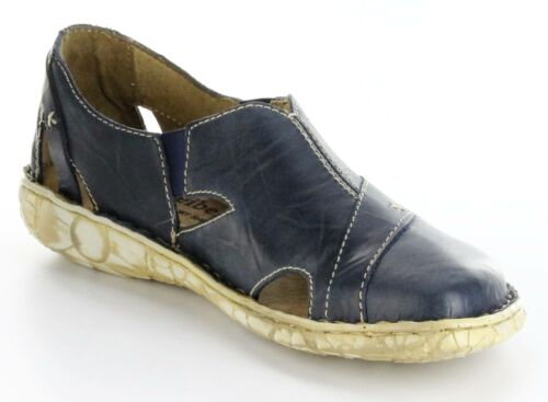 Josef Seibel Sandalette Leder Halbschuhe river Leicht Damen Schuhe Inka 11