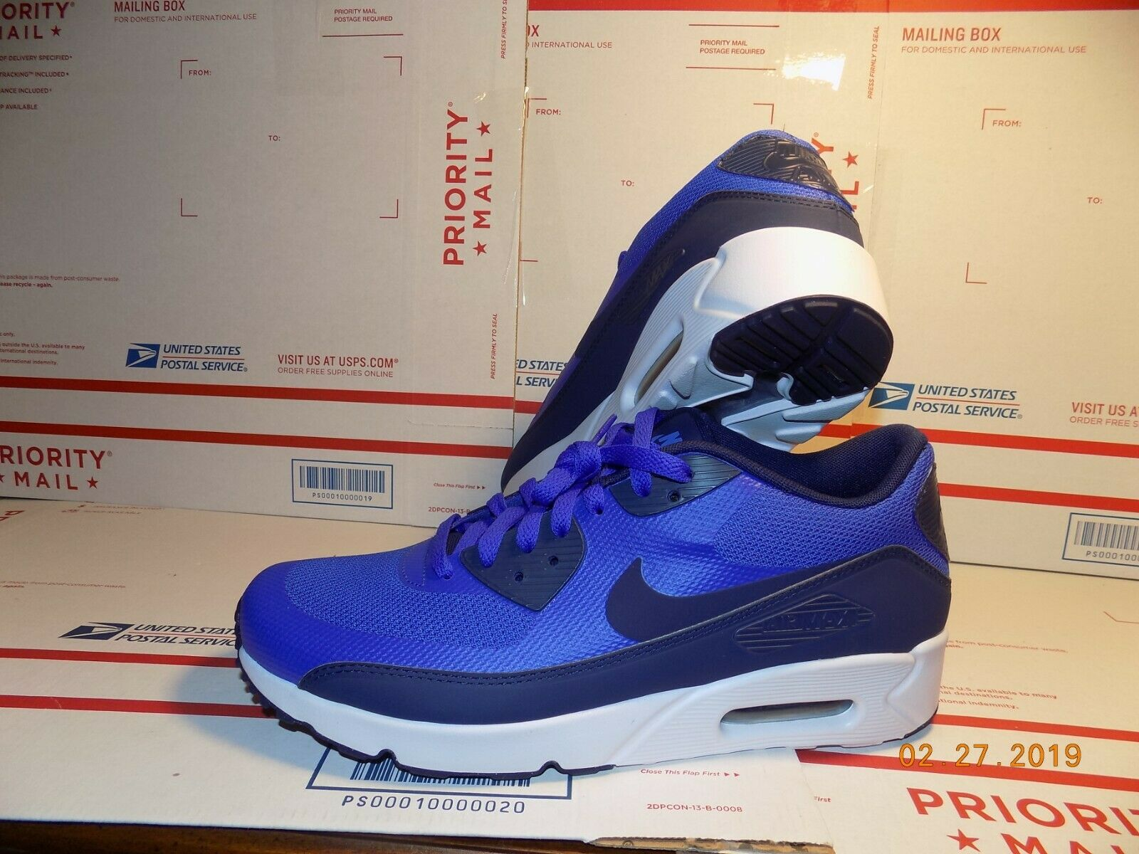 timeless design 55578 92a3d Men s Nike AIR MAX 90 Ultra 2.0 Essential size size size 9.5 New without  box 52ec39