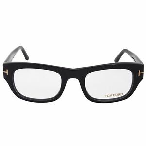 tom ford eyeglasses ft5415 001 shiny black 50mm for sale online | ebay