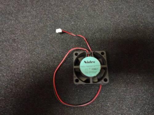Nidec Cooling Fan D04R-05TH-03 EX 5V DC 0.34A 40 x 40 x 15mm 2-Wire NBR   N41