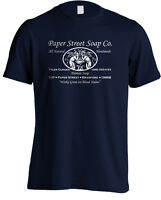 Fight Club - Tyler Durden Paper Street Soap Co T-shirt