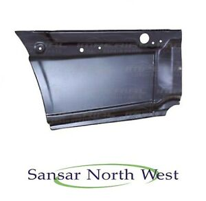 VW Crafter Passenger Side Panel Repair Section Behind Rear Wheel MWB N//S LEFT