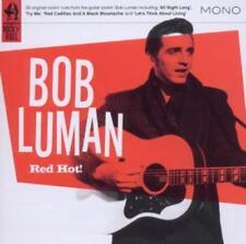 Red Hot! von Bob Luman (2011), Neuware, CD