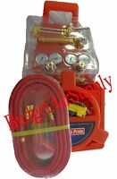 Portable Welding Oxygen Acetylene Torch Kit With Tote -no Tanks