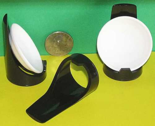 "Miniature Black Display Easels by Tim Van Schmidt 3 Size ""DE70"""