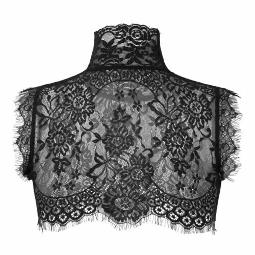 Women/'s Lace See Through Bustier Crop Top Vest Casual Tank Tops Blouse T-Shirt