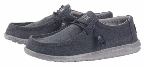toile Chaussures Mens Marine lacets Gris en à Dude 'wally' Oceano 55nrpHwq