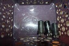 6SH7 METAL VINTAGE TUBE - RCA,  GE &  ETC. - TEST STRONG