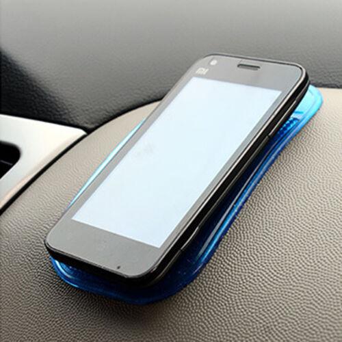 2* Car Mobile Holder Anti Slip Car Dash Non Dashboard For iPhone Sticky Mat