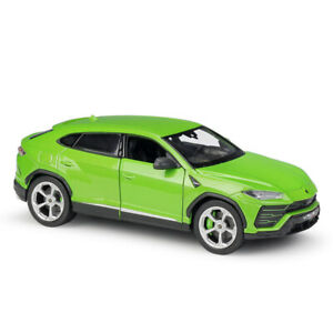 Welly-1-24-Lamborghini-URUS-Green-Diecast-MODEL-Racing-SUV-Car-NEW-IN-BOX