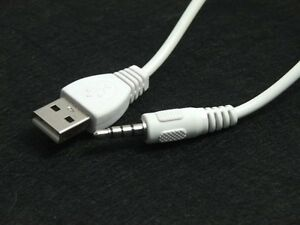 3-5mm-Male-audio-aux-to-USB-2-0-A-male-M-M-adapter-Charge-Cable-USA-Seller