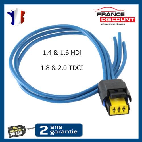 Connectique Prise câblage electrique Capteur pression gasoil C2 C3 C4 C5 Xsara
