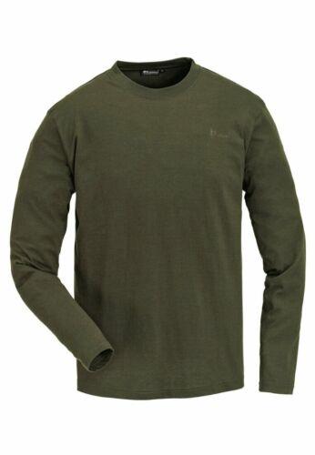 Pinewood Langarmshirt 2er-Pack Outdoor//Angeln//Jagd Pullover Shirt Doppelpack