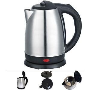 Grafner® Wasserkocher 1,8L Teekocher Kocher 2200W Wasserkocher Kabellos Neu