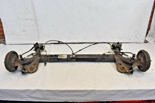 Ford Fiesta MK7 2008-2017 Rear Axle with Drum Brakes /& Handbrake Cables