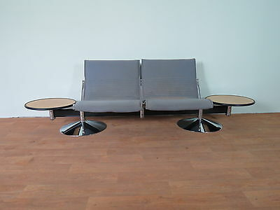 1 of 2, WILKHAHN BASIS TWO SEATER SOFA DESIGN MODERN VINTAGE