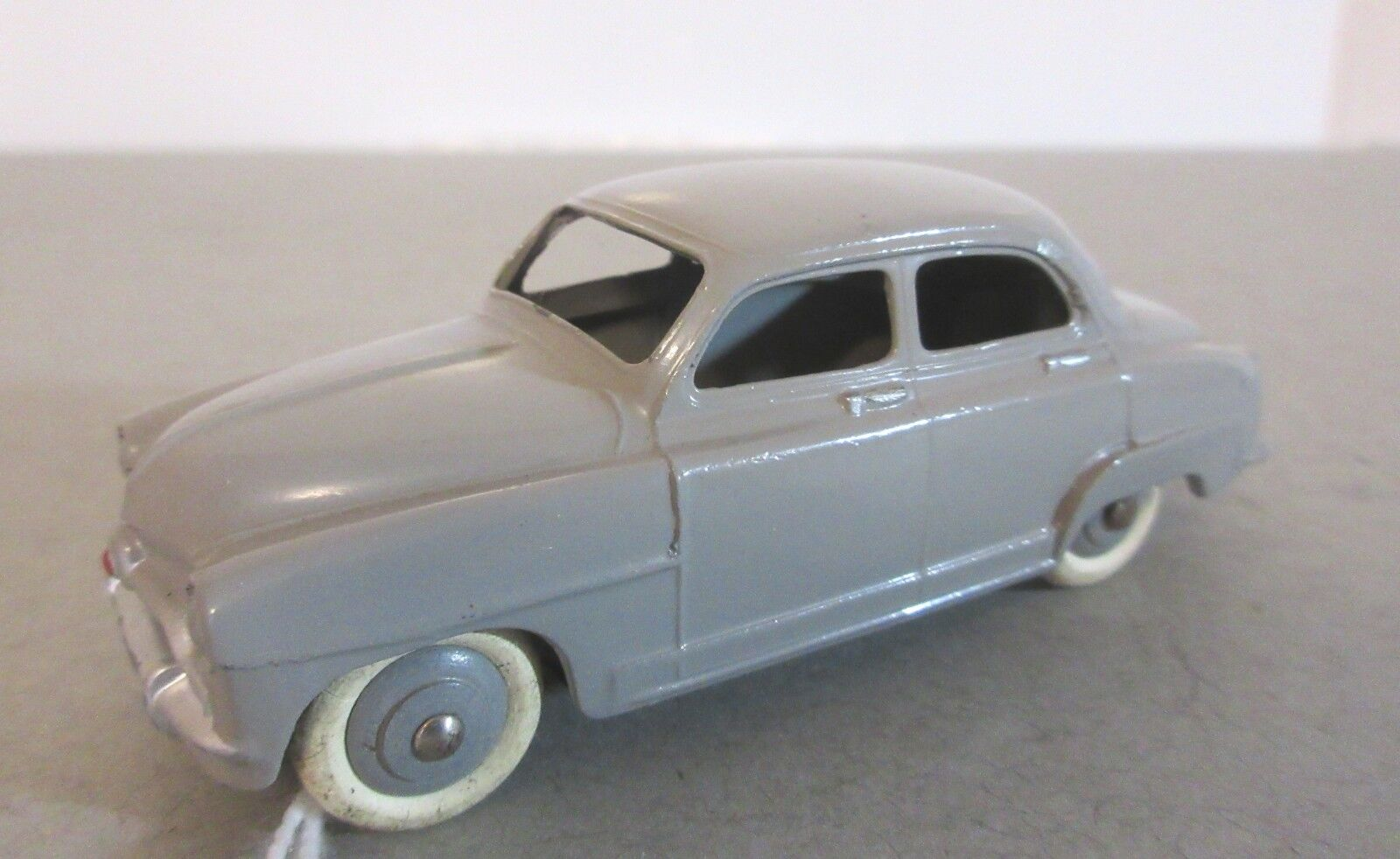 French Dinky Toys Simca Aronde Elysee Saloon Car 1950's French Four Door Saloon