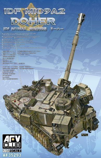 AFV Club 1 35 IDF M109A2 Doher 1993 AF35293
