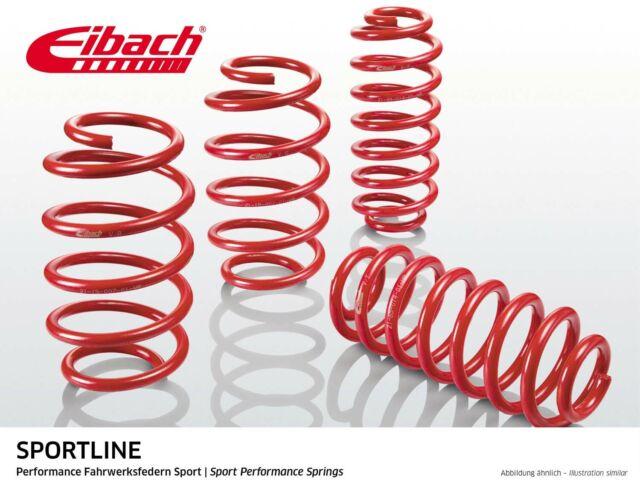 5F8 Eibach SPORTLINE Performance Fahrwerksfedern Sport 45//40 SEAT LEON ST