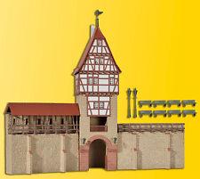 kibri 38914 Spur H0, Stadtmauer mit Fachwerkturm in Weil #NEU in OVP#