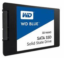 "Western Digital Blue 3D NAND 500GB Internal 2.5"" (WDS500G2B0A) SSD"