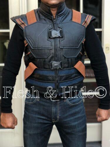 Jordan Vest Kid/'s Avengers Black Panther Erik Killmonger Michael B